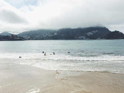 Short report – San Sebastián
