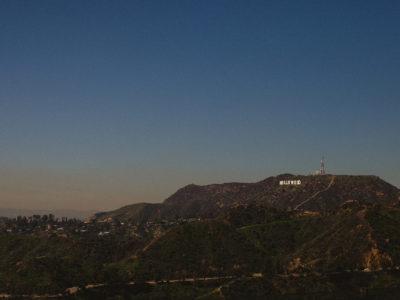 Next stop – LA!