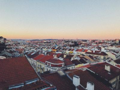 Hej from Lisbon!